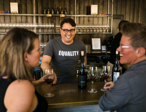 In Trump era, Northern California wineries get political